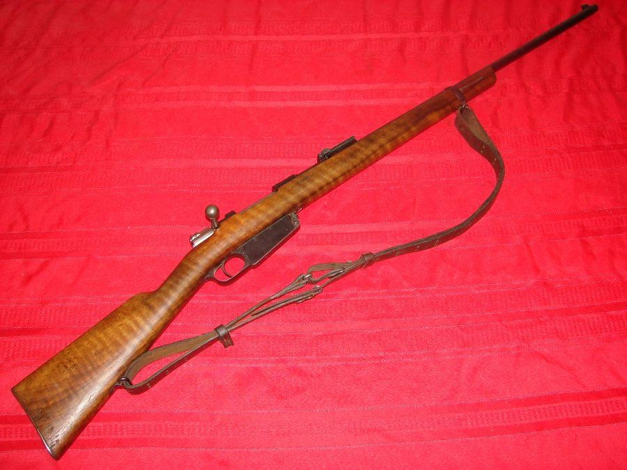 Lowe Berlin Argentine Mauser Model 1891 Antique NO FFL 7 65