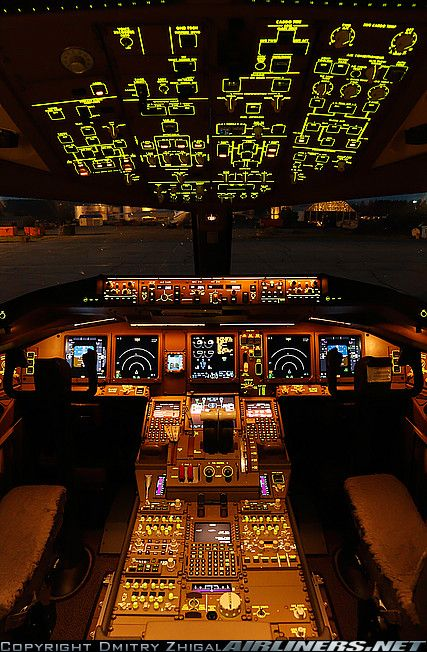 Photos Boeing 777 Fbt Aircraft Pictures Airliners Net Boeing 777 Aviation Cockpit