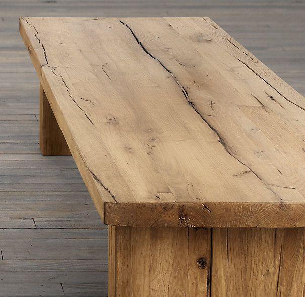 Rustic shelf plank. table top Character English Oak wood boards