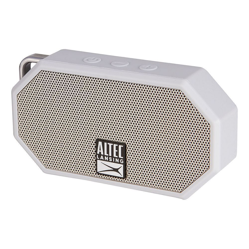 Altec Lansing Mini H2o Rugged Bluetooth Speaker Altec Lansing