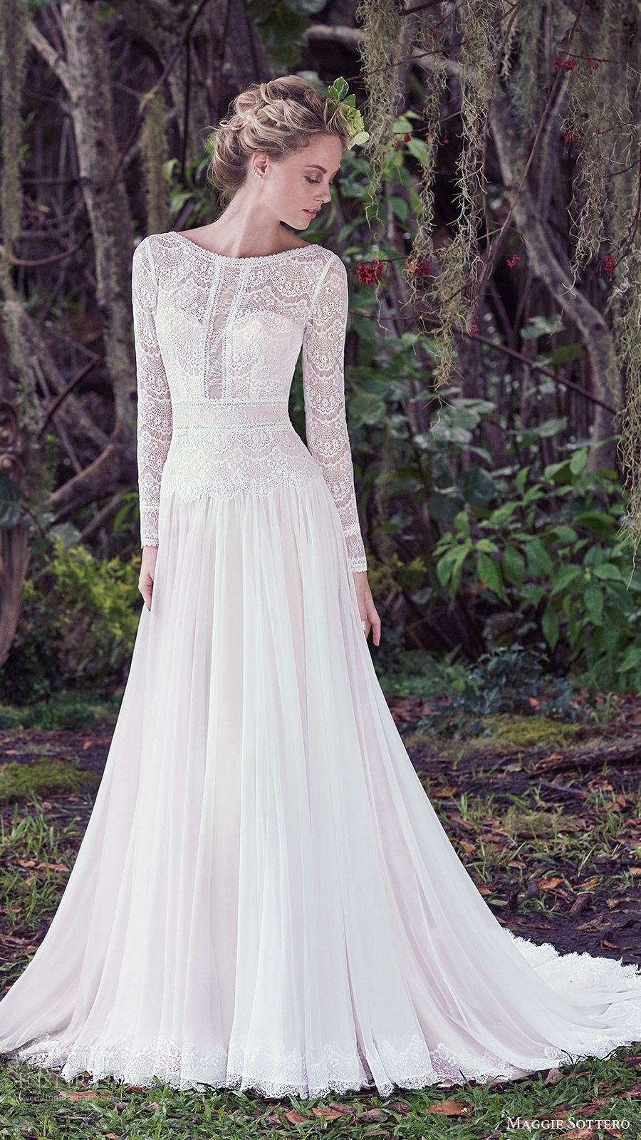 Maggie Sottero Fall 2016 Wedding Dresses Lisette Bridal Collection Highlights