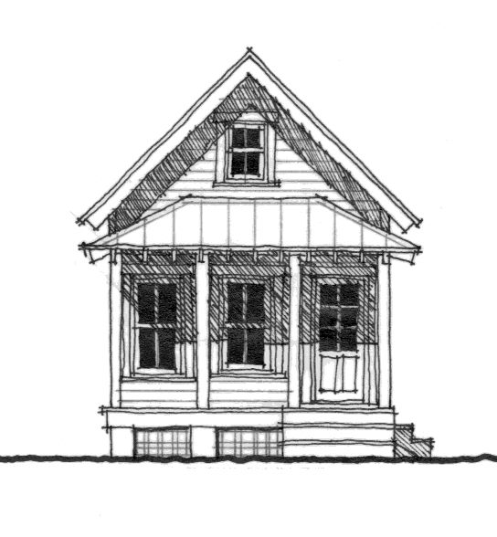 The Woodbine House Plan C0051 Design From Allison Ramsey