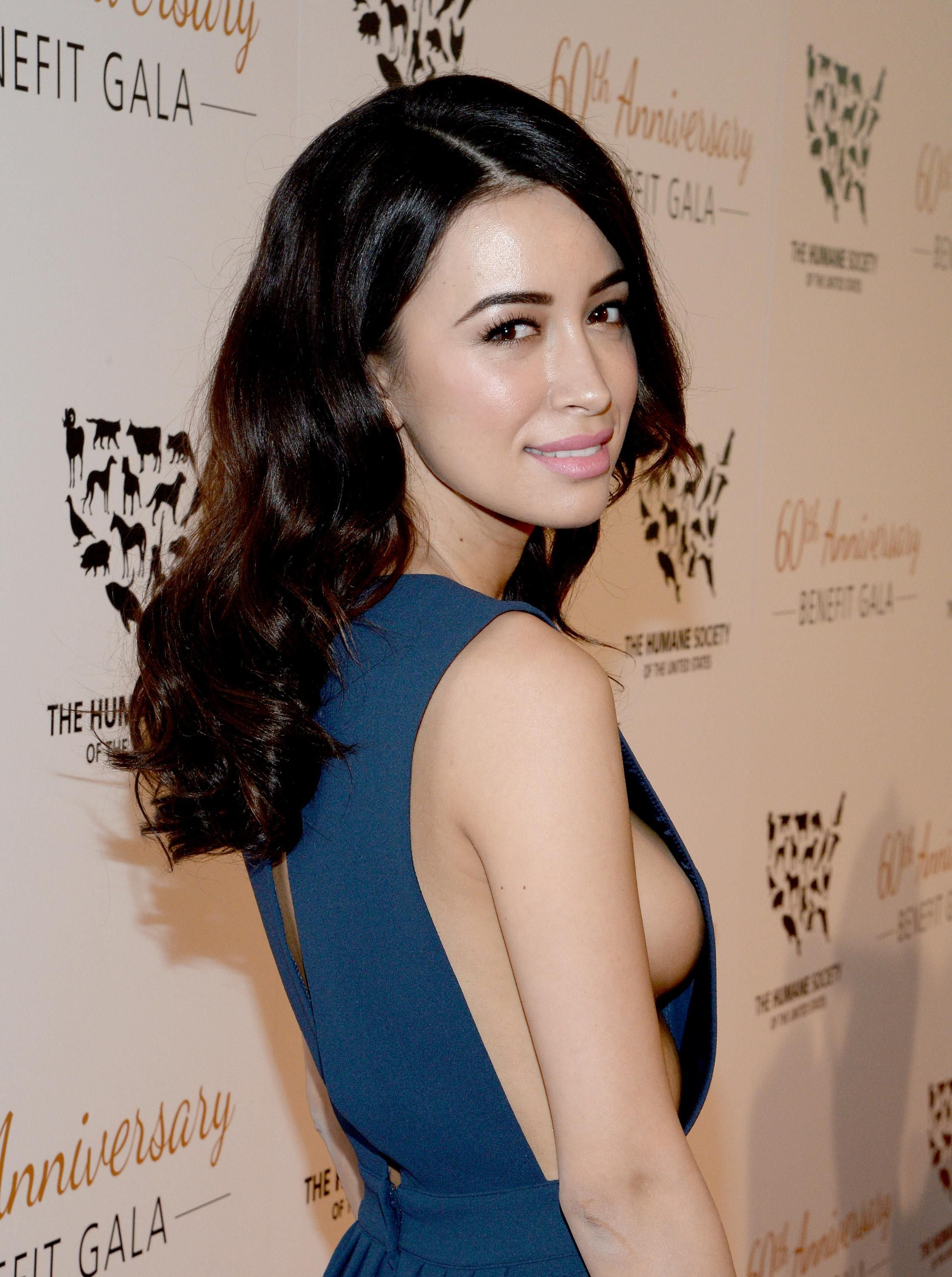 Celebrity Christian Serratos nude photos 2019