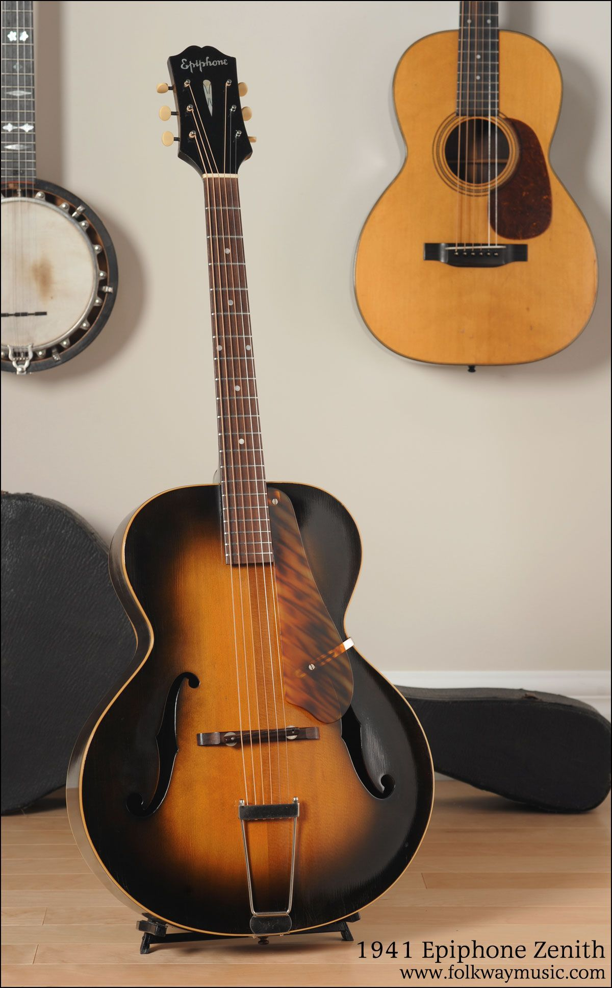 1941 Epiphone Zenith Epiphone Cool Electric Guitars Guitar