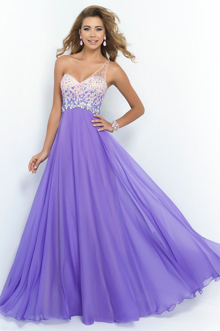 Wedding Prom Shoes 2015 2015 new beading sweetheart one shoulder long chiffon evening party prom dresses