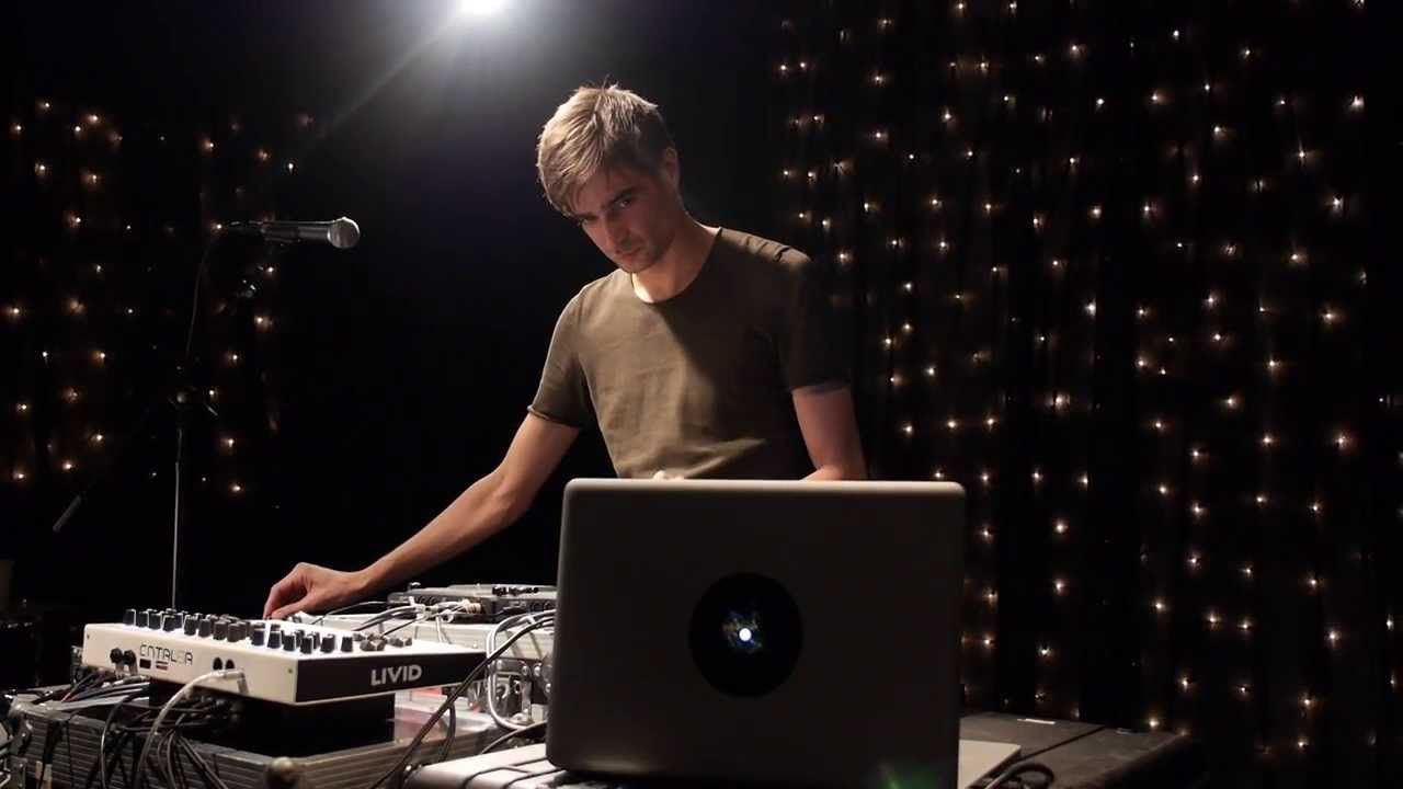 Jon Hopkins - Full Performance (Live on KEXP) (+playlist