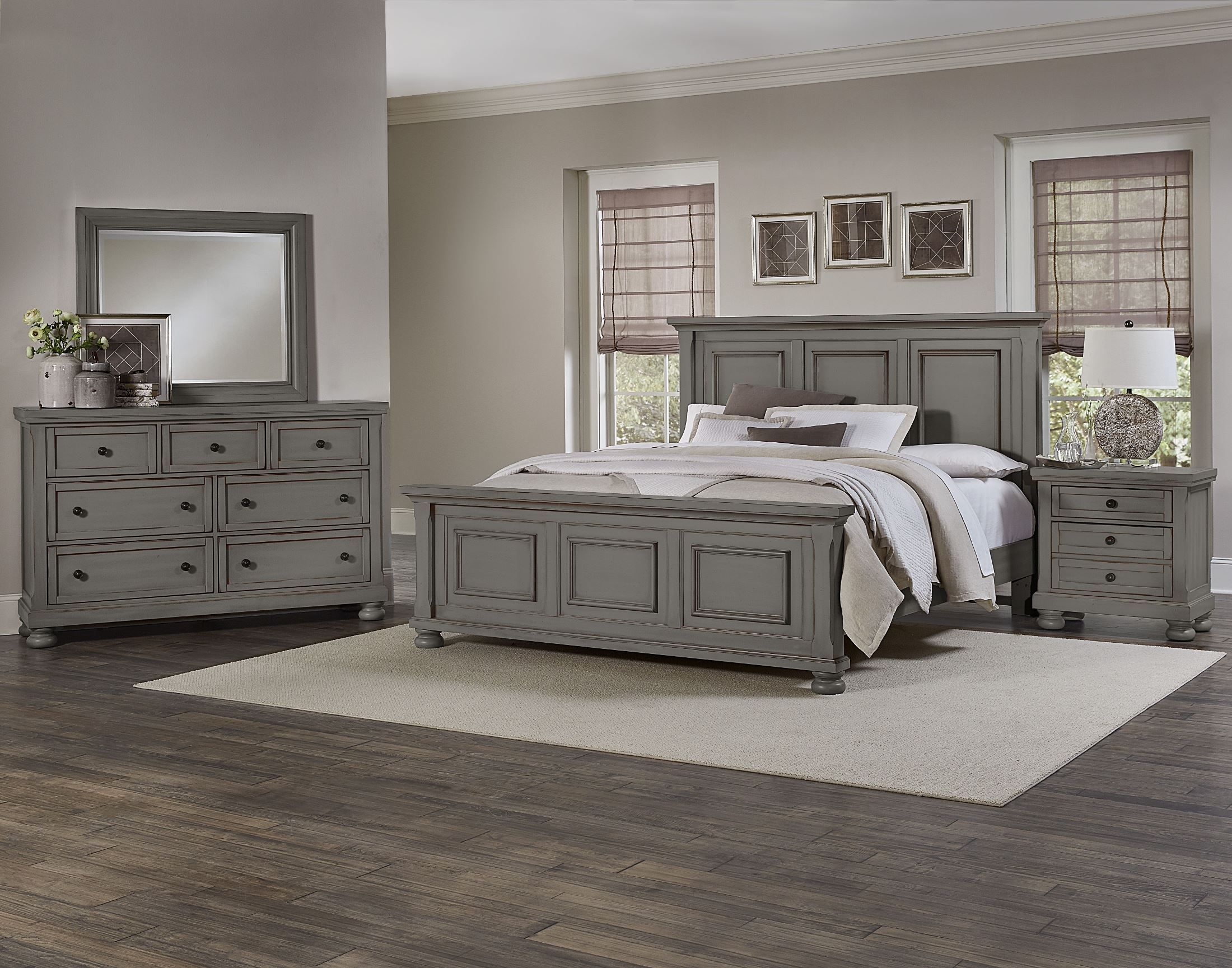 Reflections Antique Pewter Youth Mansion Bedroom Set Grey Bedroom Furniture Mansion Bedroom Bedroom Sets