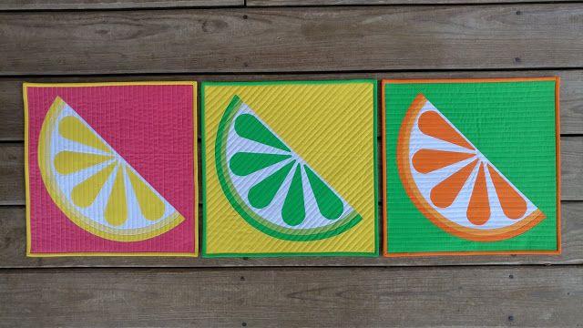 Zest - a new quilt pattern!