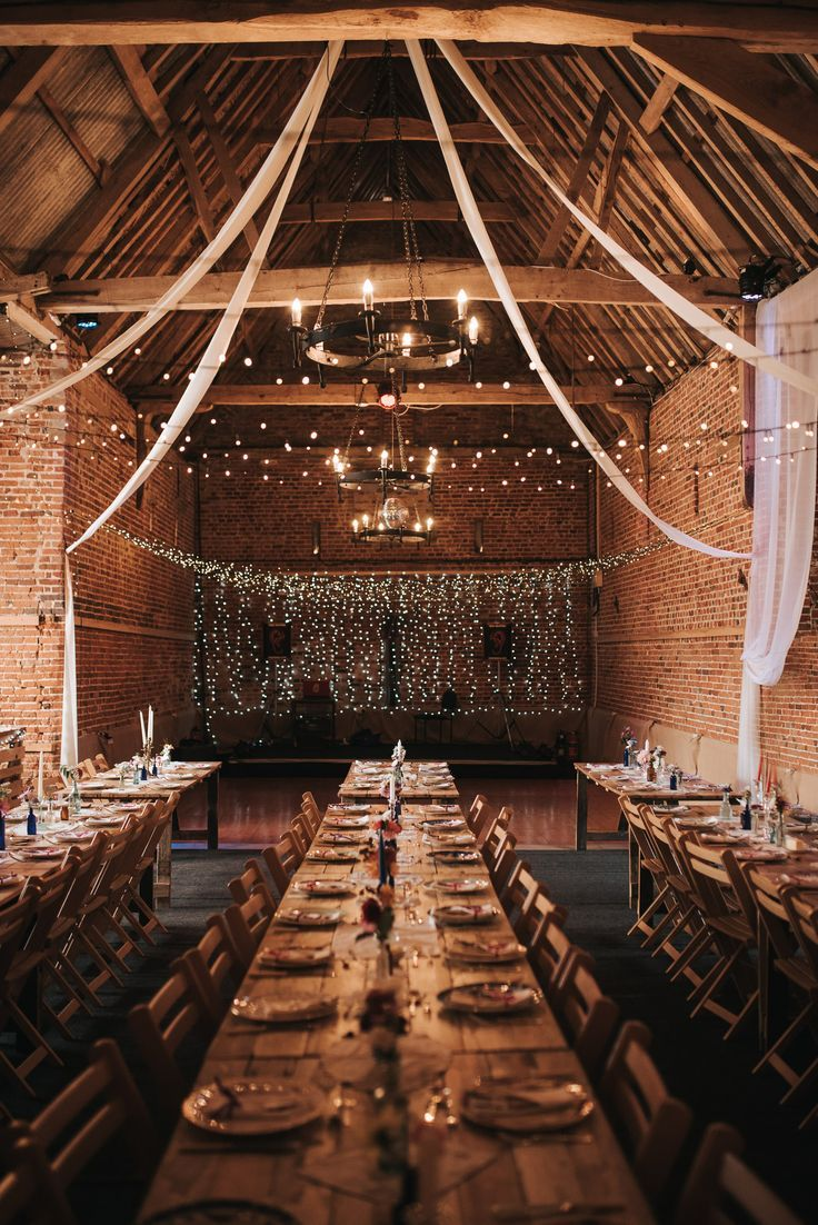 Glebe Farm Barn Wedding #barnweddings