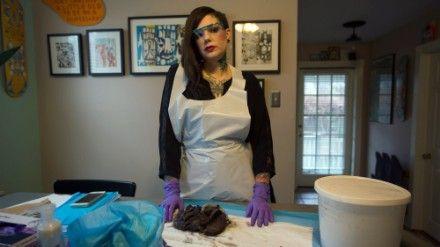 morgue instagram meet the pathologist assistant who posts autopsy photos - Morgue Assistant