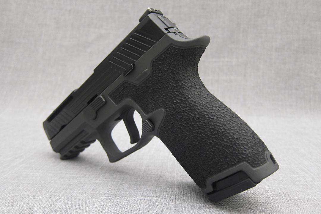 Sig Sauer P320 Custom Grip Stippling | Revolution Concepts