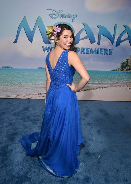 A Pictorial Look at the Moana World Premiere