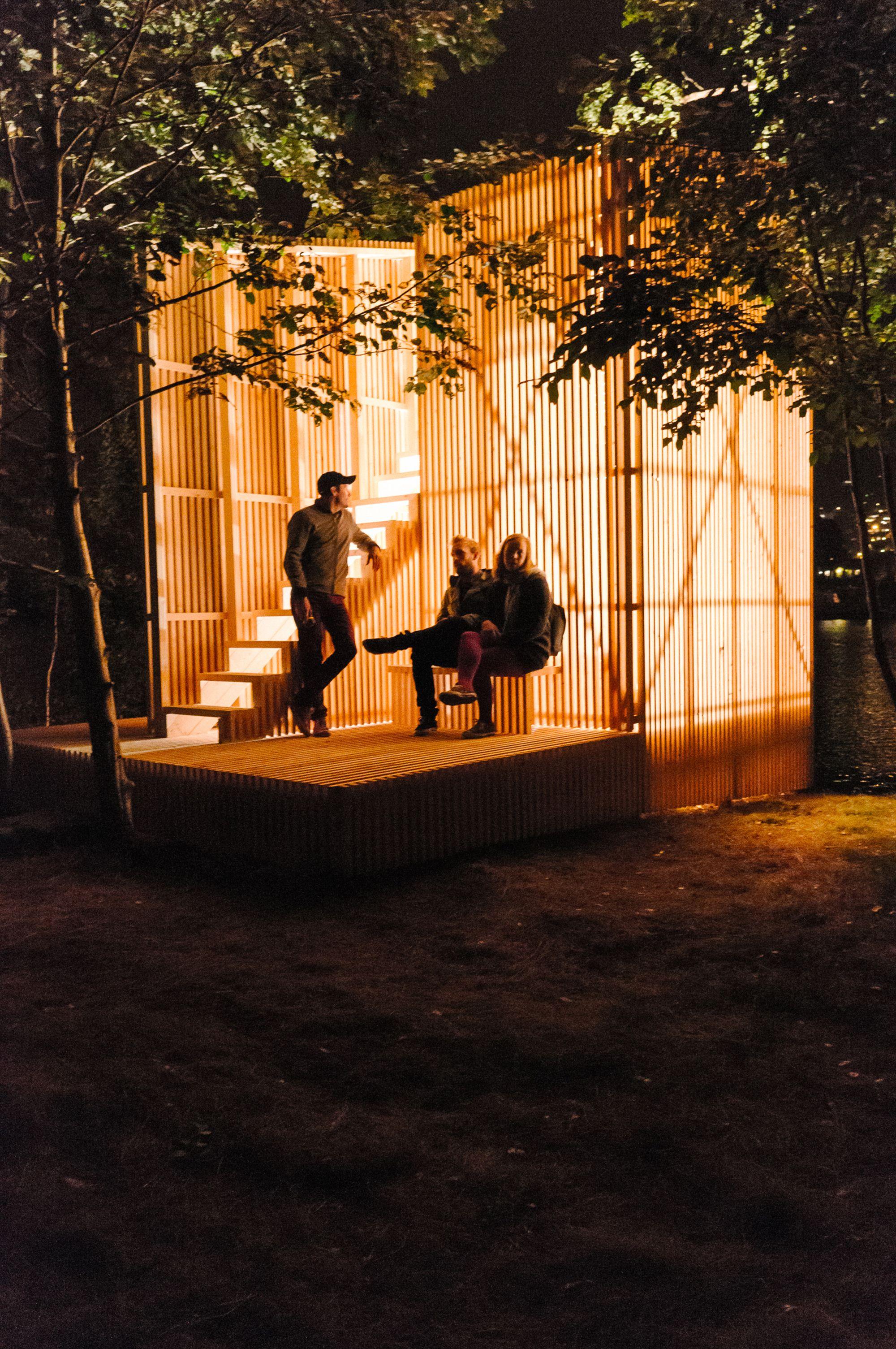 galeria de gjennomsikte / kollaboratoriet - 11 | theater, pavillon, Gartengerate ideen