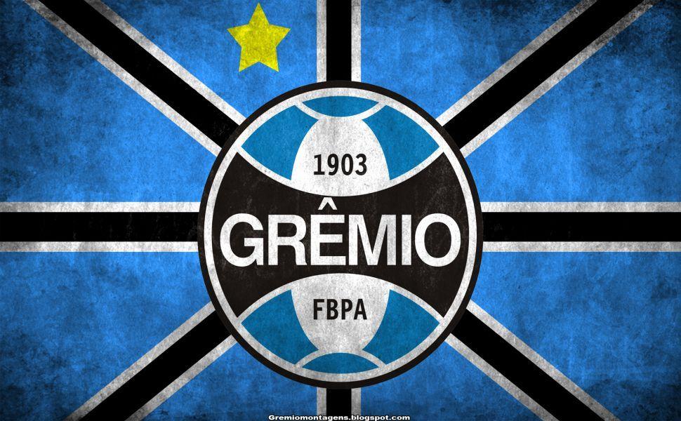 Gremio Escudo Hd Wallpaper Gremio Futebol Clube Gremista