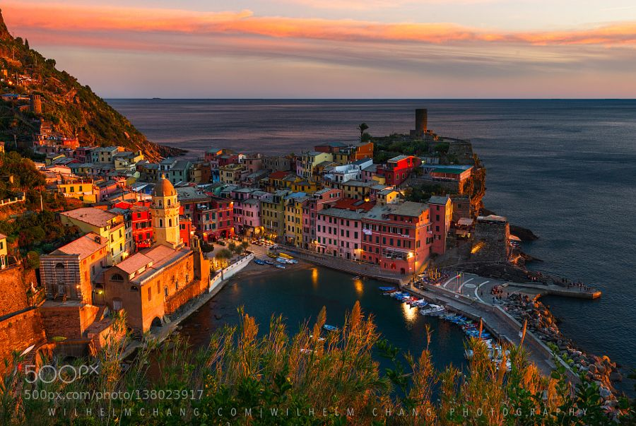 http://ift.tt/1SGOK8t #Architecture #Photography Cinque Terre Italy by wilhelmchang http://ift.tt/1nClF1J