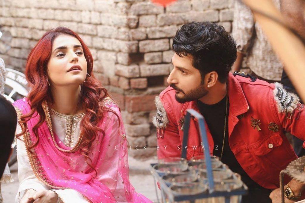 Bilal Saeed Momina Mustehsan Release Latest Punjabi Single Baari Song Dress Famous Singers Singer