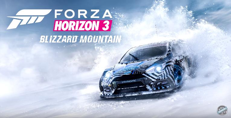 Forza Horizon 3 Blizzard Mountain Dlc Comes Dec 13 Spiele