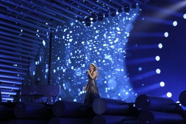 Greece: Maria-Elena Kyriakou shines at second rehearsal