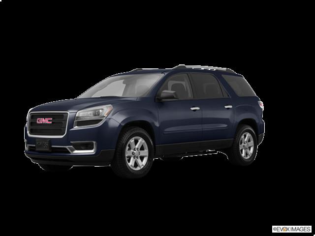 2015 Gmc Acadia Sle 1 New Car Prices Kelley Blue Book Gmc