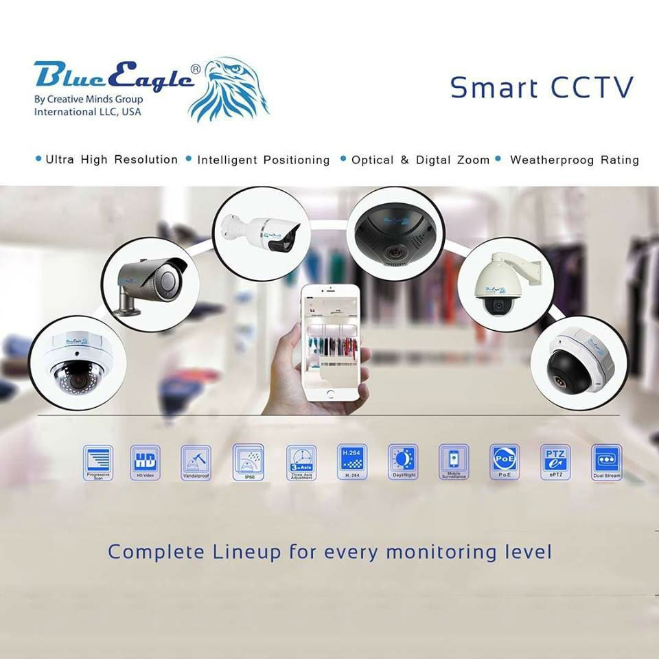 Cctv Security System In Uae Ultra High Resolution Cctv Security Systems Home Security Systems Wireless Home Security Systems
