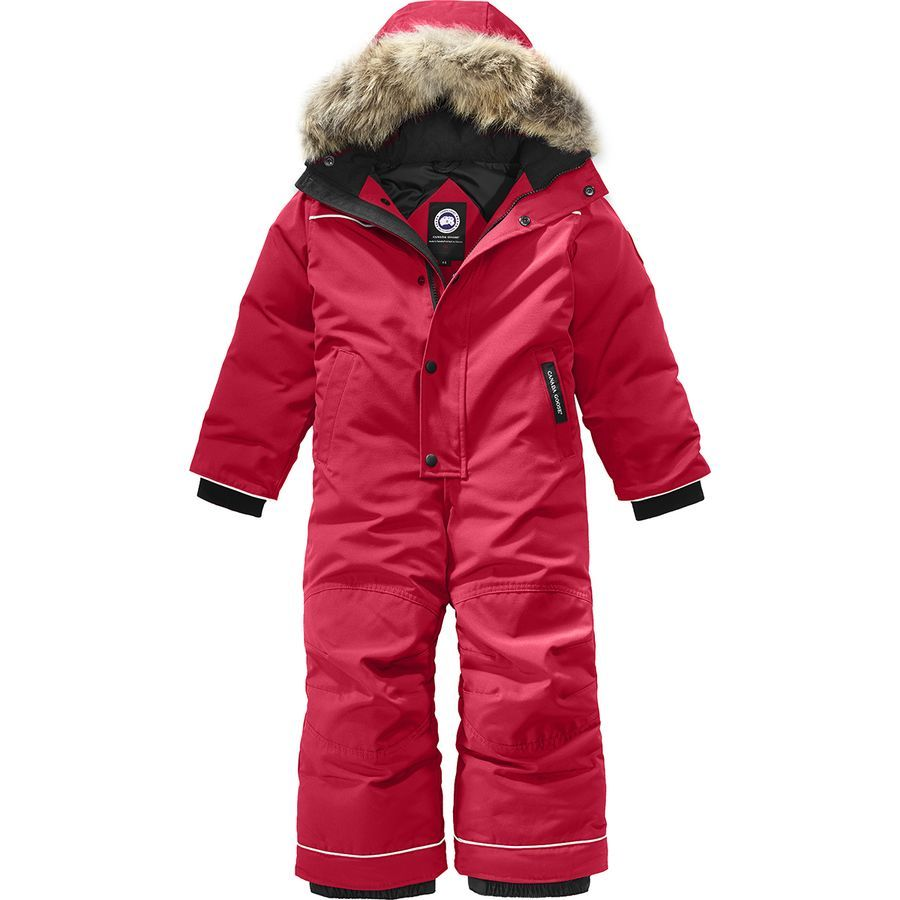 Grizzly Snow Suit Toddler Boys In 2020 Snow Suit Ski Jacket Kids Suits
