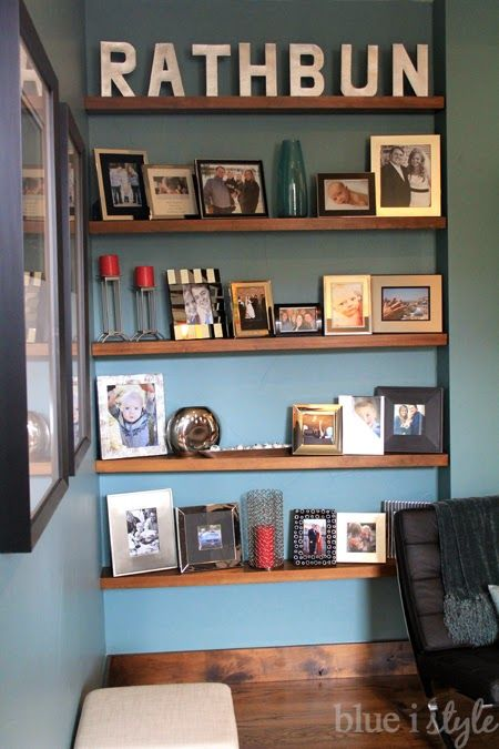 decorating shelves in living room decorating with style from awkward inset to floating 21866