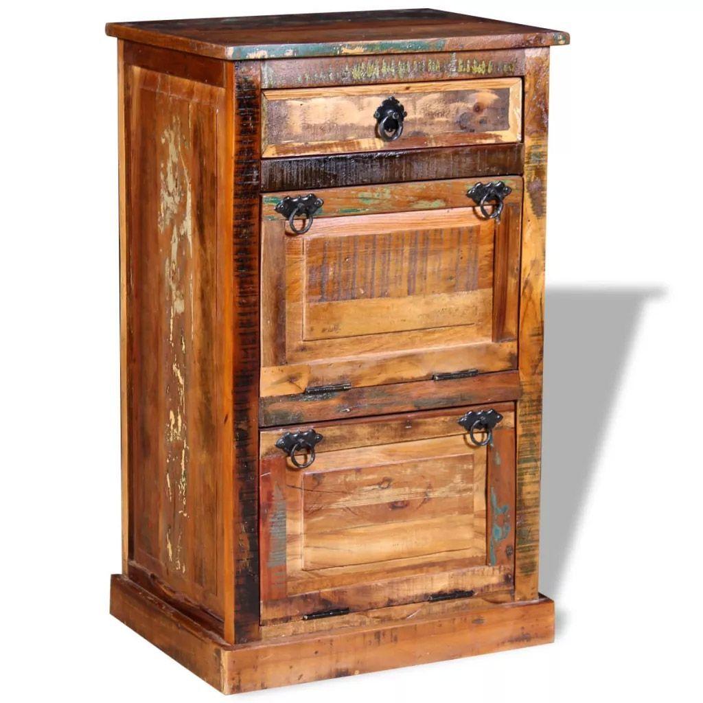 Litton Lane 4 Drawer Wood Grain Storage Cabinet 84246 The Home Depot Grain Storage White Storage Cabinets Storage