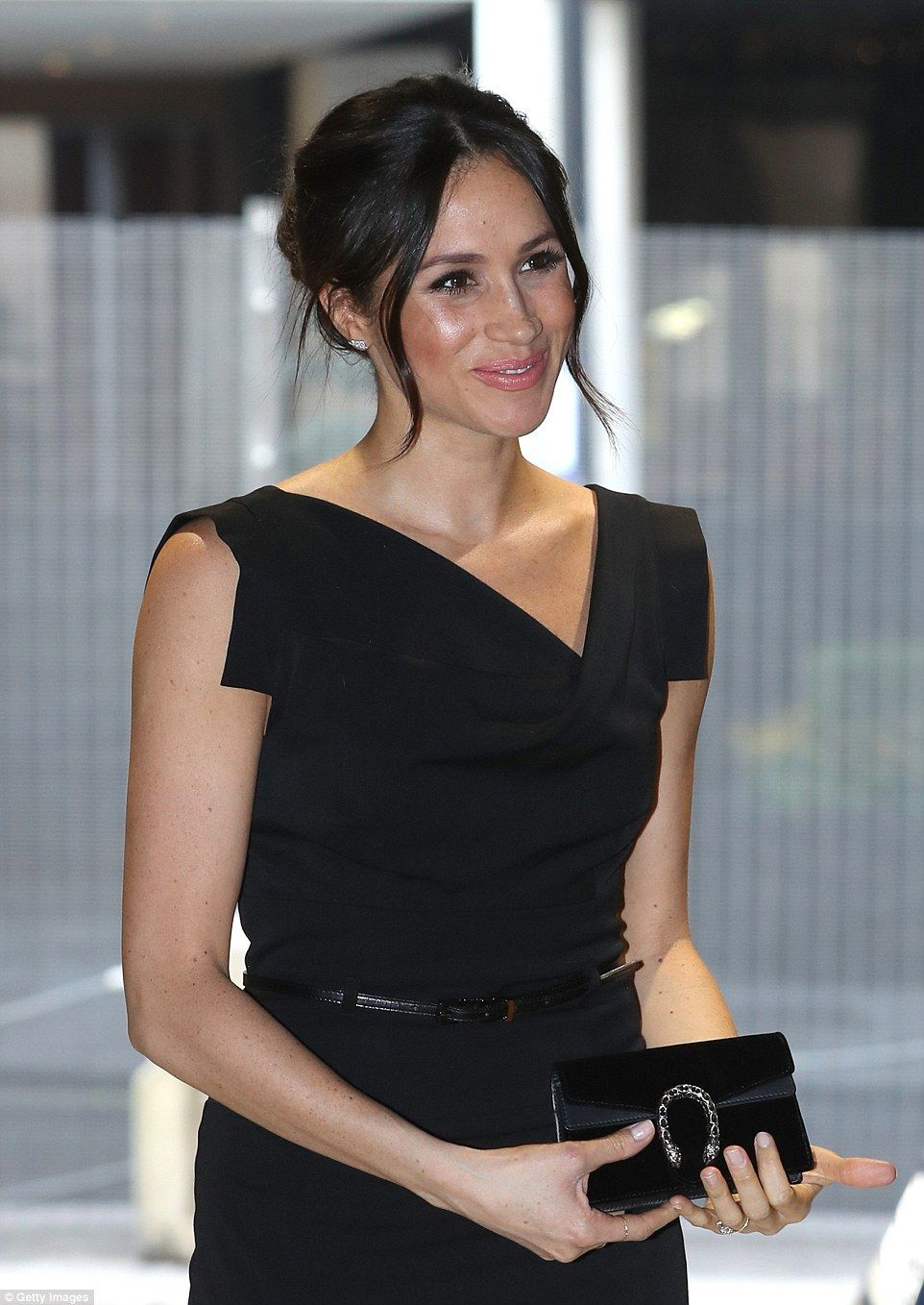 see through Sideboobs Meghan Markle naked photo 2017