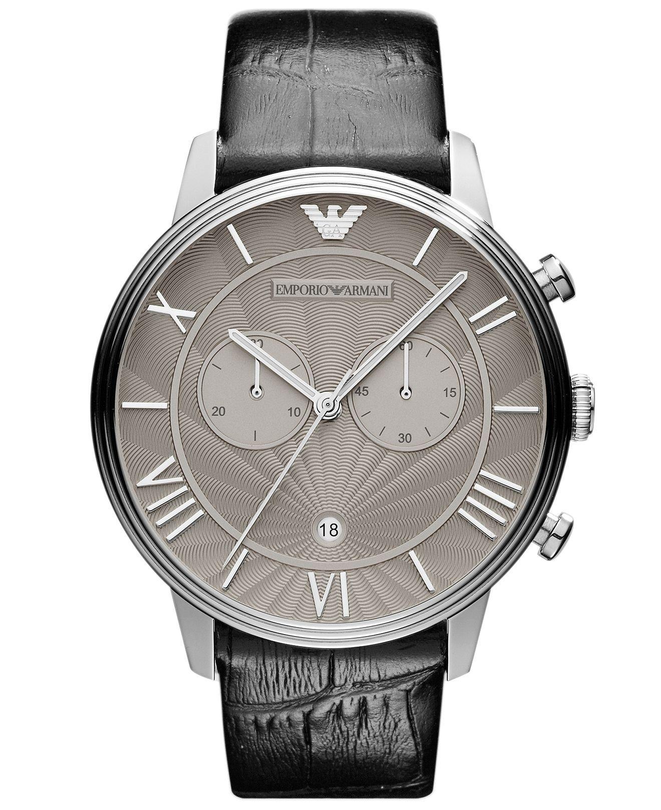 f4f60e77fde Emporio Armani Watch