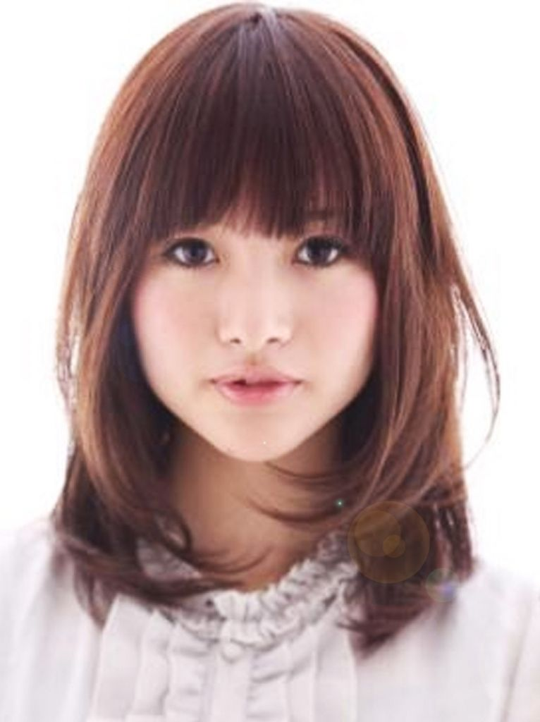 japan hair style medium japanese hairstyle best asian medium hairstyles for 3528