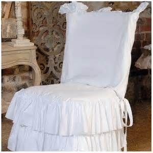 dessus de chaise à volants - Bing Images