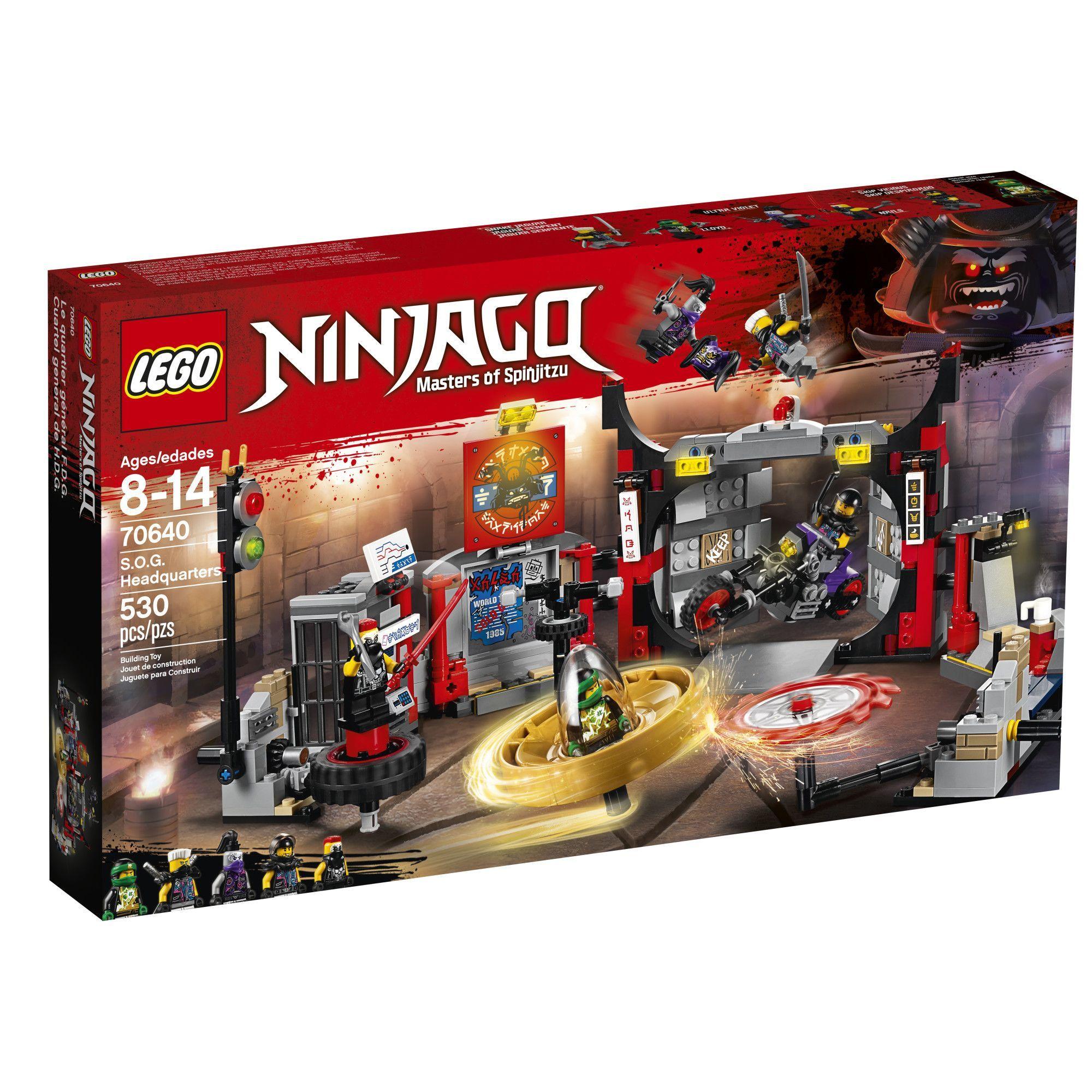 Ninjago 70640Knights gHeadquarters Lego S o BshQxrdCt