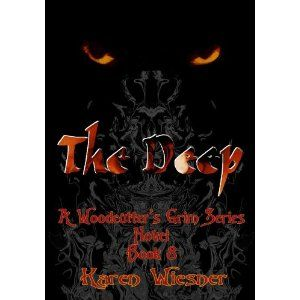 Reviewed by Anne Boling for Readers' Favorite  In The Deep, Book 8, A Woodcutter's Grim Series by Karen Wiesner, we meet Cheyenne (Chey) Welsh. She planned to take her five-year-old sister and leave Woodcutter's Grim as soon as possible, but she waited too long; her sister disappeared and only Chey knew her father was responsible. Chey loved James dearly, but he refused to leave Woodcutter's Grim and she knew she couldn't stay. For years James waited for her to return. After her father...