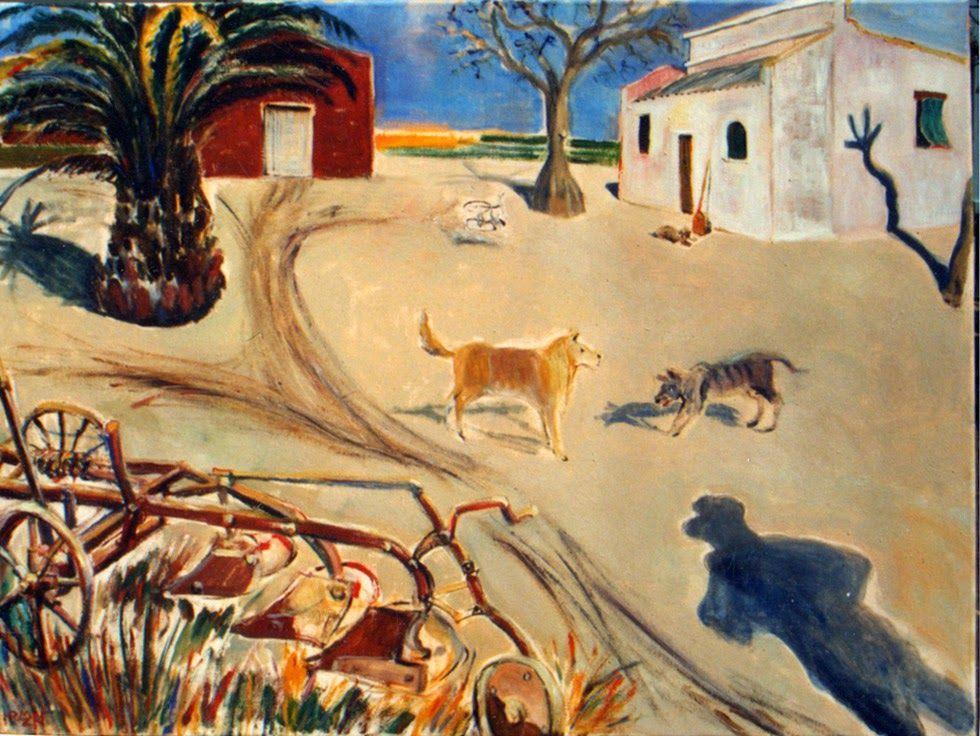 """Héctor Romanzini- """"El rancho de los Sarmiento"""" (2001)"""