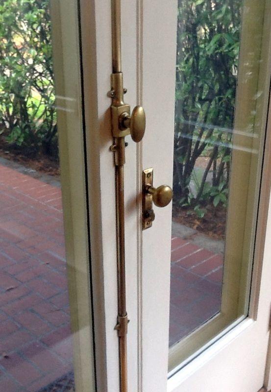 Cremone Bolt Door Hardware Interior Home Office Decor Home