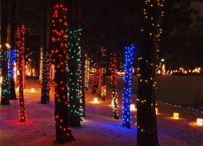 woodland lights dayton - Christmas Lights In Dayton Ohio