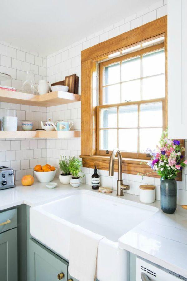 planten in de keuken de combinatie van