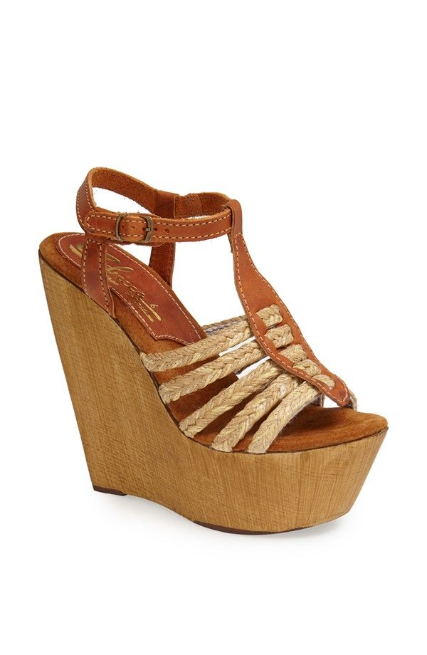 b066f56a0521 Sbicca  Bimini  Wedge Sandal