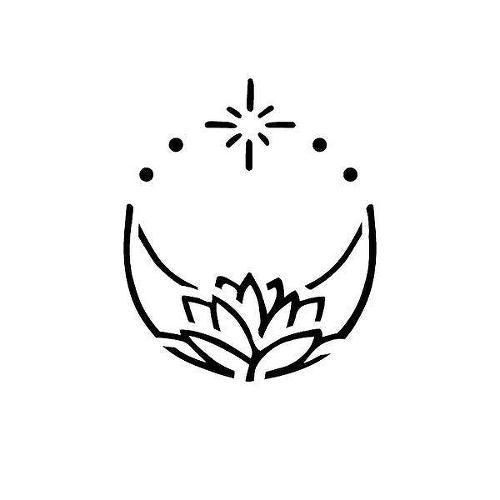 Lunar Tattoo - Semi-Permanent Tattoos by inkbox™