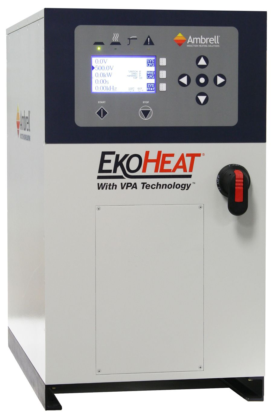 Ekoheat With Vpa Technology 30 50 Kw Heating Systems Induction Heating Technology