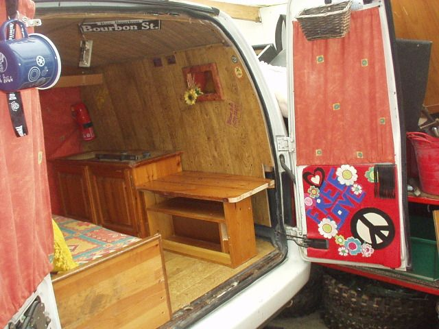 The Caddy Shack Camper Project
