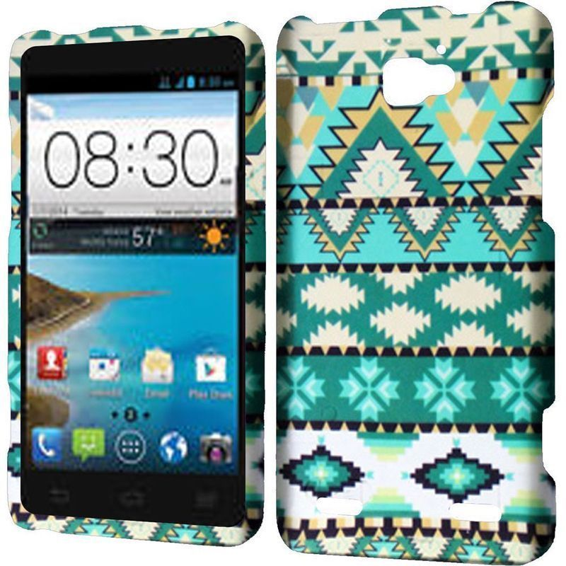 Insten Slim Hard Snap-on Rubberized Matte Phone Case Cover For ZTE Paragon/ Sonata 4G/ Zephyr