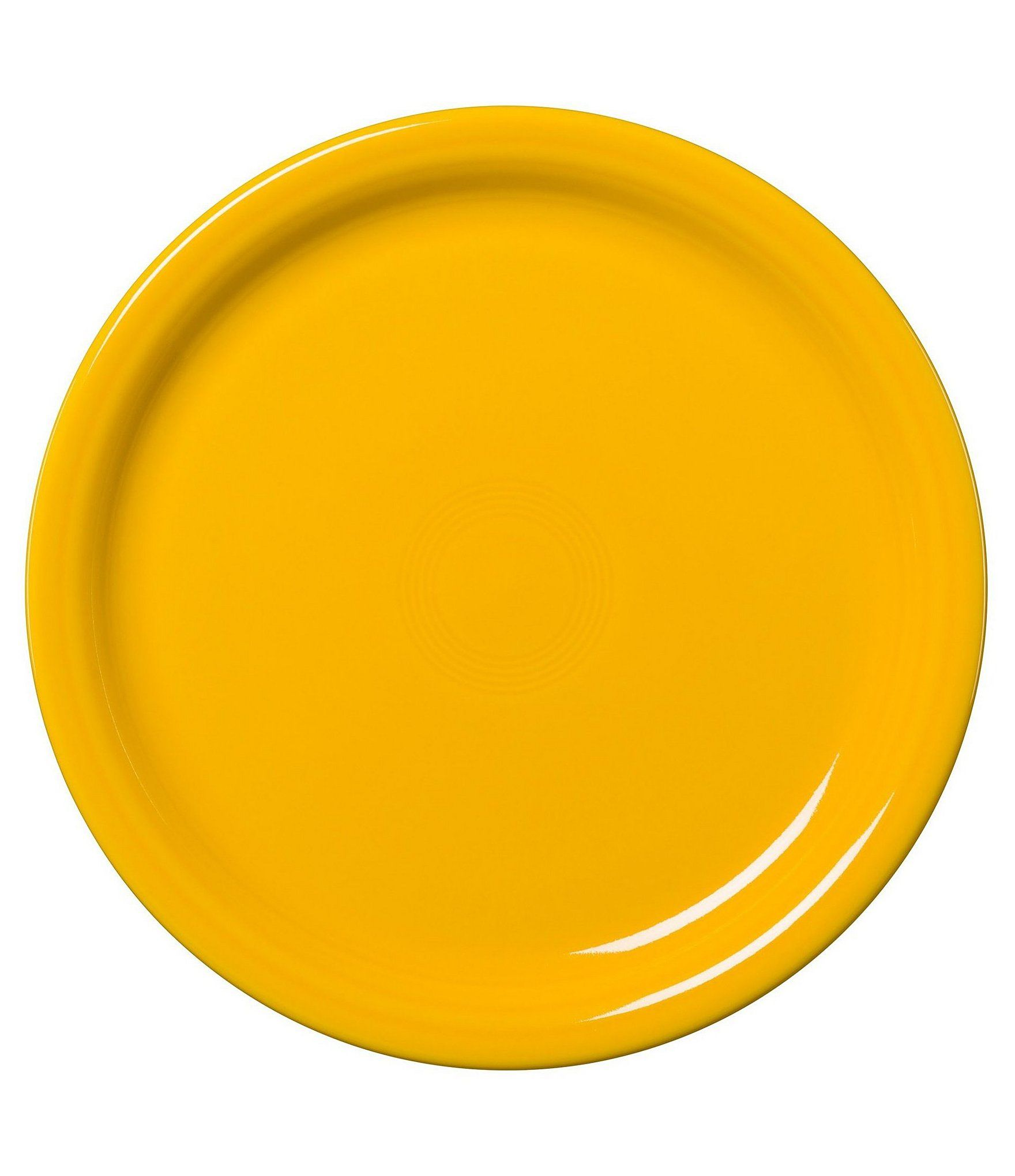 Fiesta Bistro Buffet Plate - Daffodil