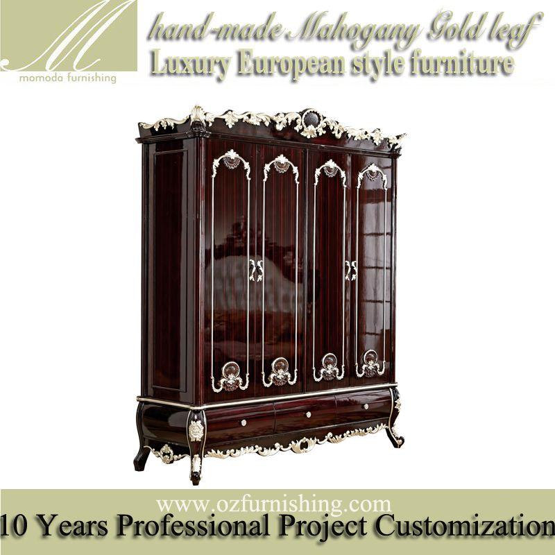 HG863 # Armario de Estilo Antiguo Francés/cuadros del diseño de ropa de madera armario dormitorio armario de madera diseños-imagen--Identificación del producto:60419440628-spanish.alibaba.com