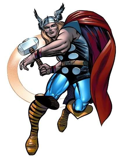 THOR photo by Santeclaus
