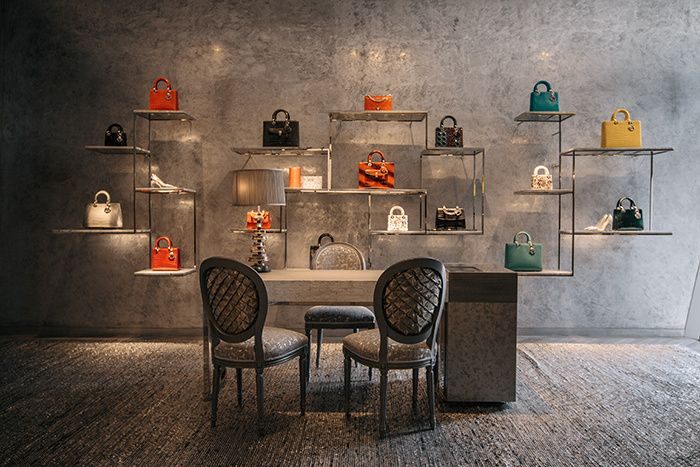 Une nouvelle boutique Dior à Séoul   Retail, Dior and Boutique 77f1f312f82