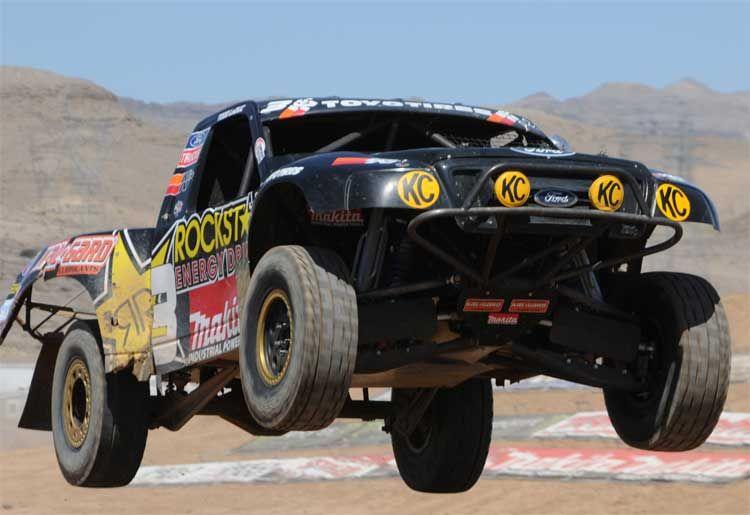 Championship offroad racing corr series resumes at
