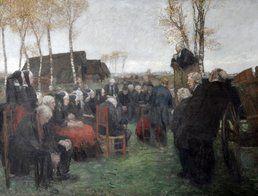 Fritz Mackensen: Museum am Modersohn Haus | Alte Worpsweder Meister | Sammlung Kaufmann
