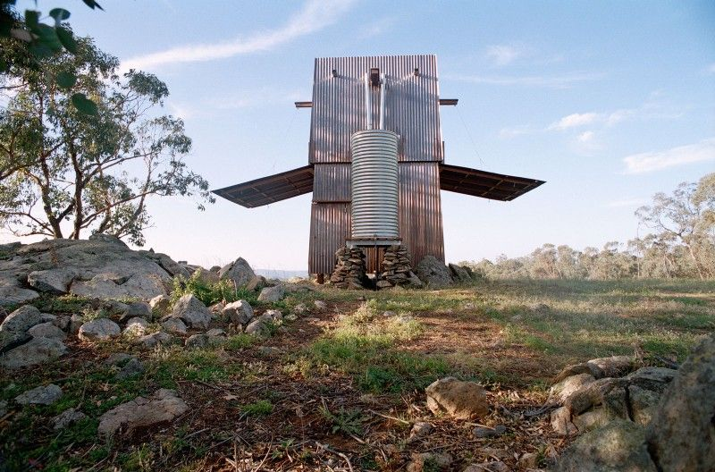 Permanent Camping Structure by Casey Brown Architecture (Video)   HomeDSGN, a daily source for inspiration and fresh ideas on interior design and home decoration.