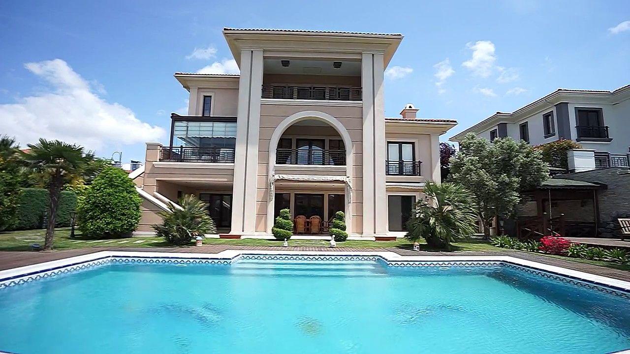 PELİKAN VİLLA House styles, Mansions, Villa